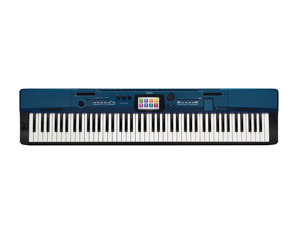 Цифровое пианино Casio Privia PX-560M: фото