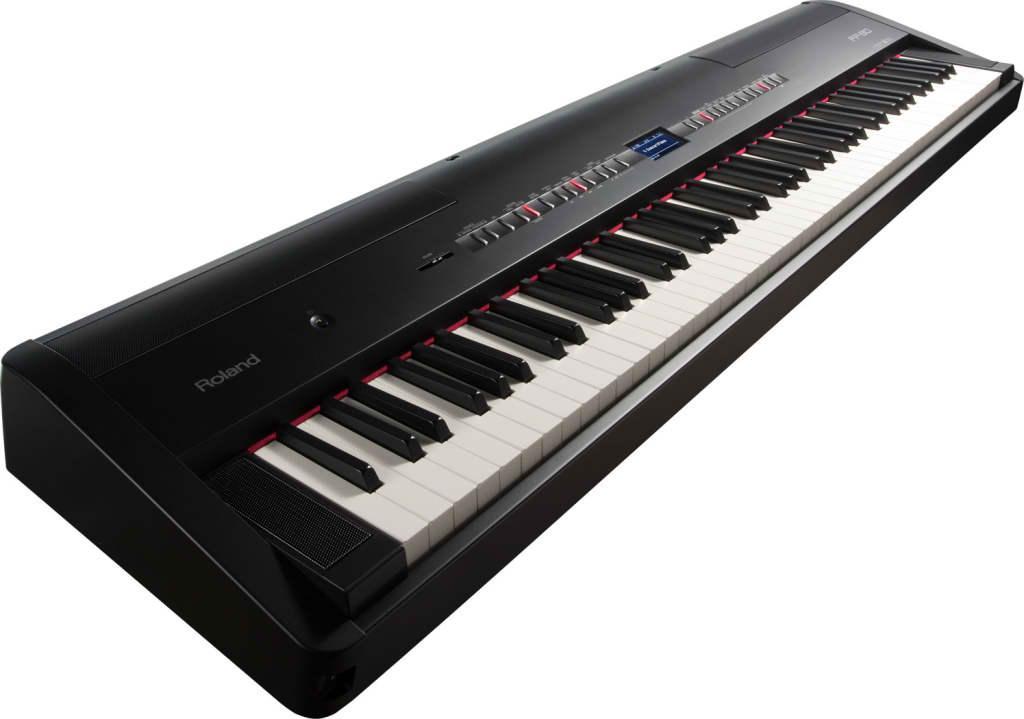 Цифровое фортепиано Roland FP-80-BK: фото