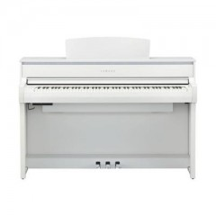 Цифровое пианино Yamaha CLP-675WH